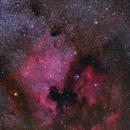 NGC7000,                                Łukasz Żak