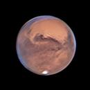 Mars October 15 2020,                                Kevin Parker