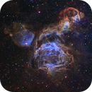 NGC 1968 - Hubble Palette,                                Terry Robison