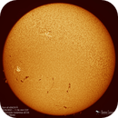 An Active Sun 🌞,                                Damien Cannane