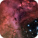 A part of the rosette nebula,                                paddy36