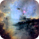 NGC 281 Pacman nebula,                                Rauno Päivinen