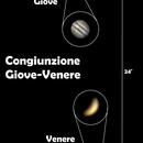 Congiunzione stretta tra Giove e Venere,                                Spock