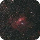 NGC 7635 - Bubble Nebula with DSLR,                                Tobias Artinger