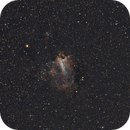 M17 - Nébuleuse Omega,                                Moguest
