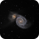 M51 at just 620mm,                                rayp