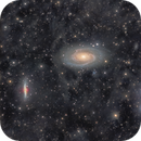 M81 / M82 with surrounding IFN,                                Tristan Campbell