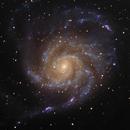 M101 (Galaxy du Moulinet),                                AstronoSeb