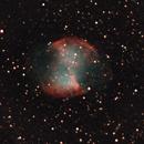 M27 (Dumbbell Nebula),                                animan