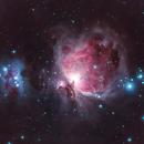 M42 - The Great Nebula in Orion,                                nerdybeardo