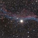 West Veil Nebula,                                Ali Alhawas