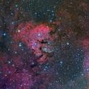NGC 7822,                                lizarranet