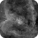 IC1805 Hydrogen Alpha,                                Ikonnikov