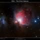 M42 - The Orion Nebula,                                Brice Blanc