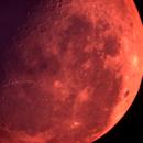 The moon - Atik Infinity,                                Rich Sky