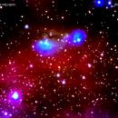 ngc6914 nebulosa nel cigno                                                           distanza  5.500   A.L.,                                Carlo Colombo