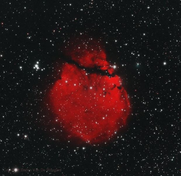 Sh2-302 Snowman Nebula,                                Renan