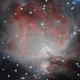 M42 - Orion Nebula,                                Chad
