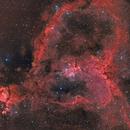 Heart nebula,                                Ola Skarpen SkyEyE