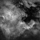 North America, NGC7000,                                GregGurdak