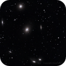 Messier 86 - Galaxy in Virgo Galaxy Cluster,                                Gustavo Sánchez