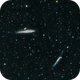 The Whale Galaxy and the Hockey Stick Galaxy,                                Robert Q. Kimball