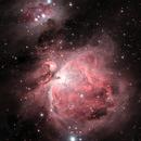 M42 Orionnebula,                                Stefan Marbach