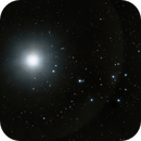 Venus and M45,                                Riedl Rudolf