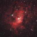 Bubble Nebula (NGC 7635) in Cassiopeia,                                Marko Emeršič