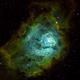 M8 Lagoon Nebula,                                JKnight
