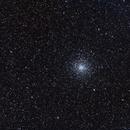 Caldwell 86 - second closer globular cluster to Earth.,                                Claudio Tenreiro
