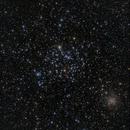 M35 and NGC 2158 in Gemini,                                Michael Feigenbaum