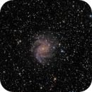 NGC6946 Fireworks Galaxy - Oct 2019,                                Dave Shack