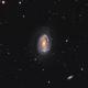 NGC 4725 and NGC 4712,                                Monkeybird747