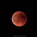 Eclipe lunaire,                                Stephane Jung