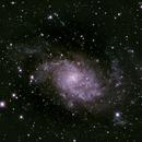 M33 Triangulum Pinwheel,                                Jaysastrobin