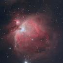 M42, La grande nébuleuse d'Orion,                                gabriel