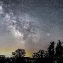 Milky Way Panorama,                                Steven E Labkoff