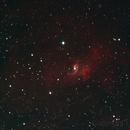 Bubble Nebula NGC7635,                                Laurie Allai