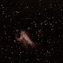 M17, Swan Nebula..Solar/Star Party in Romania - Malinis, August 16, 2015.,                                Gabriel - Uranus7