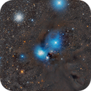 NGC 6726 Anteater Nebula 20210413 5400s LRGB 01.2.3,                                Allan Alaoui