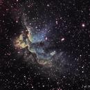 The Wizard Nebula (Crop),                                Scott