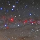 Ha Regions in M31,                                Rodd Dryfoos