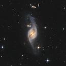 NGC 3718 and NGC 3729,                                Jarrett Trezzo