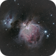 M42 Orion Nebula,                                George C. Lutch