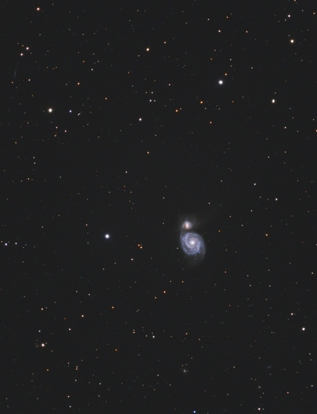 M51,                                Bert Scheuneman