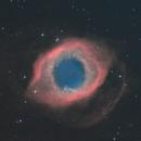 Ngc7293 Helix Nebula L(ha) R(ha) V(ha+OIII) B(OIII),                                quercus