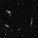 M65, M66, NGC3628 - Leo Triplet,                                Ryan