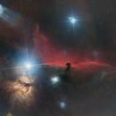 Horsehead Nebula - Starless,                                Samuel Müller