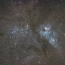 C92 Carina Nebula-crop (from archive),                                Adel Kildeev
